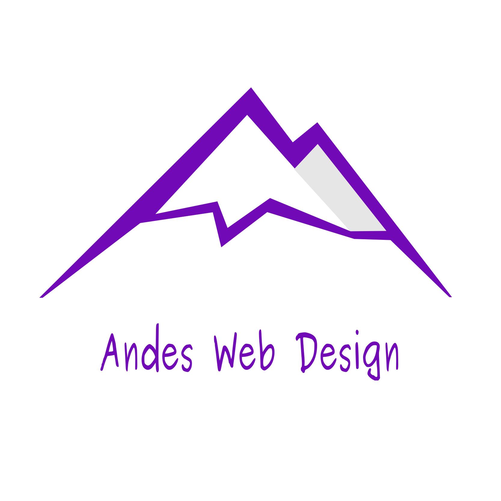 Andes Web Design Logo