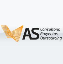 As Consultoría Logo