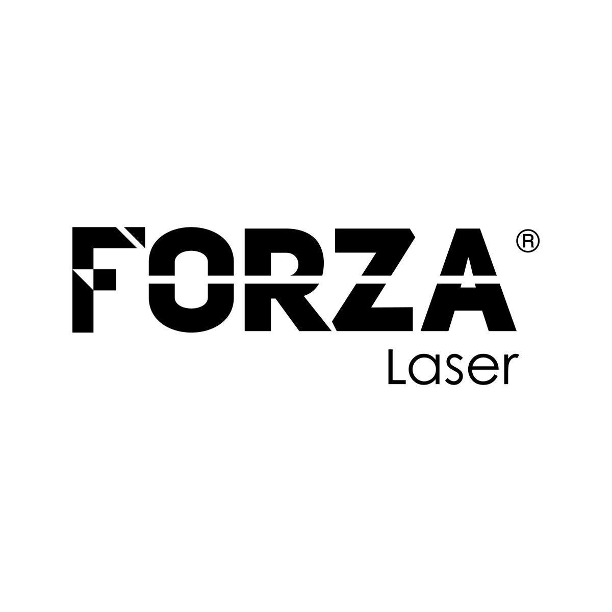 FORZA Laser Logo